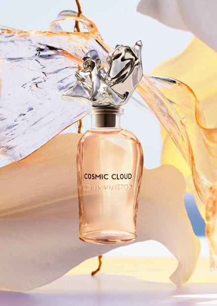 Parfém Cosmic Cloud, LOUIS VUITTON, v prodeji od září 2021, 450 €