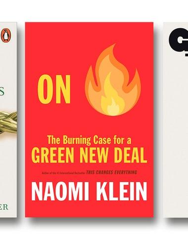 Chcete zachránit planetu? Přečtěte si těchto šest knih