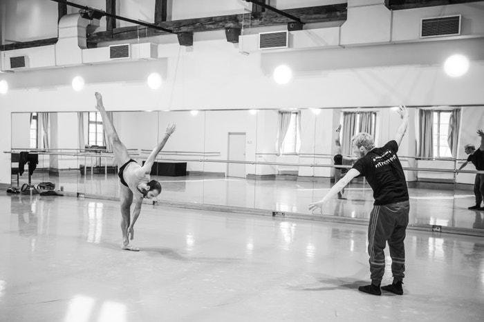 Autor: Sergej Gherciu (Balet ND)