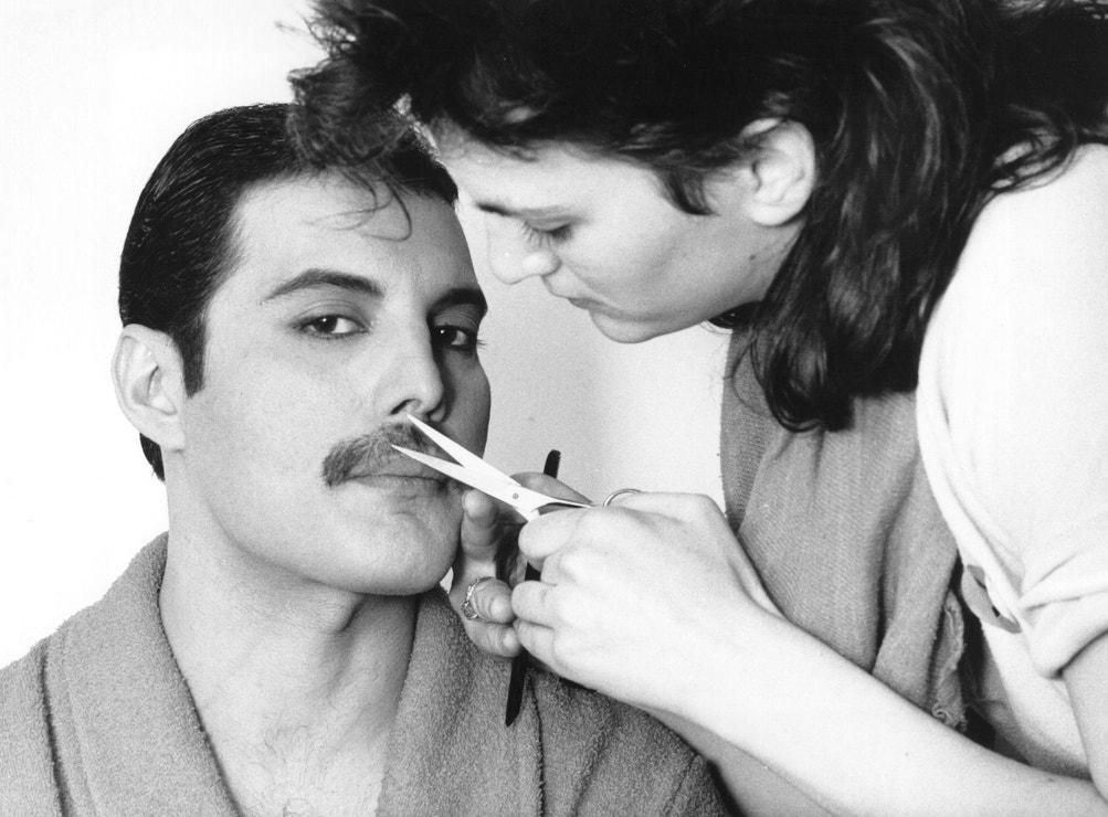 Freddie Mercury, 1982