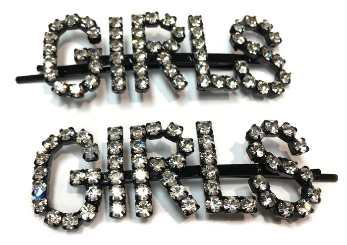 Sponky do vlasů Girls, Ashley Williams, prodává AshleyWilliams.com, 70 €
