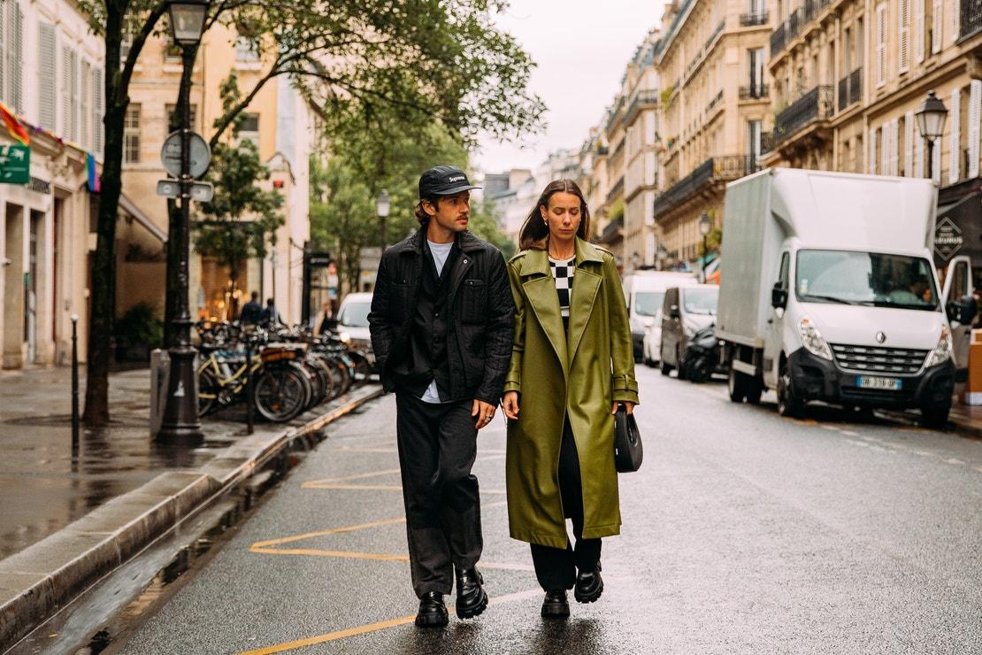 Paris Men's jaro-léto 2022