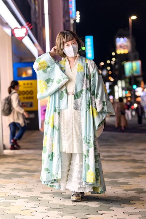 Street Style, Tokyo Fashion Week