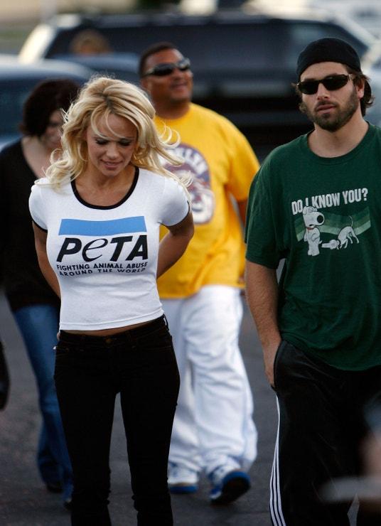 Pamela Anderson a Rick Salomon: Manželství mezi hvězdou Pobřežní hlídky a slavným pokerovým hráčem skončilo po dvou měsících. Pár v roce 2014 vstoupil do manželství podruhé, což vedlo jen k opakovanému rozcházení se a dalším návratům. Manželé se znovu definitivně rozvedli o rok později.