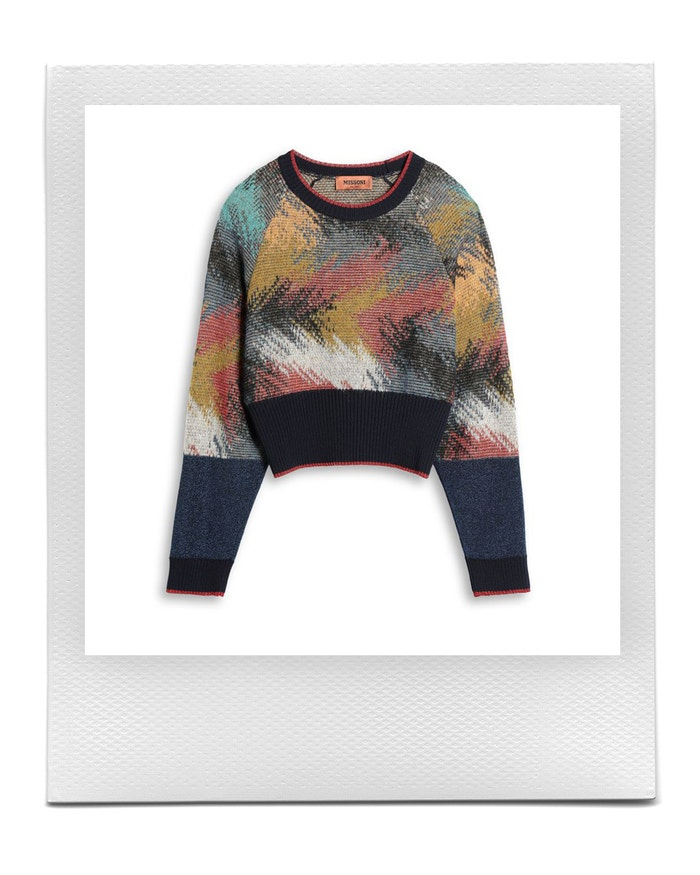 Crew-neck, Missoni, sold by Missoni, 590 EUR
