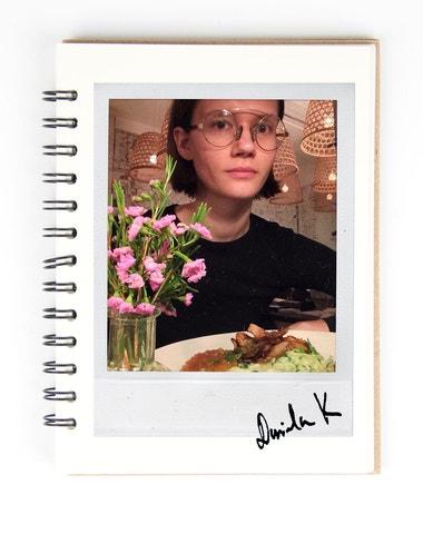 Vegan diaries Daniely Kociánové:  Restaurace LOV