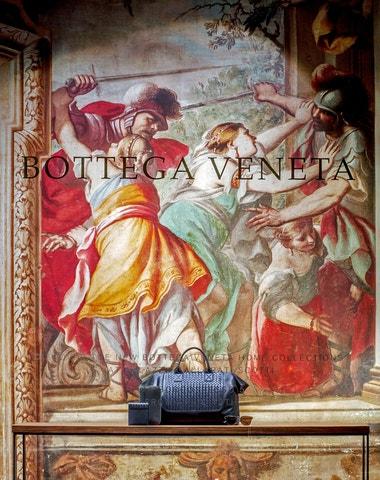 Živě z Milána: Přehlídka Bottega Veneta podzim - zima 2019/2020