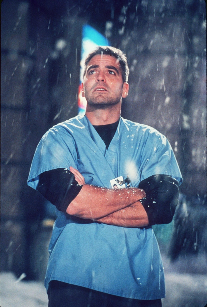 George Clooney, 1999 Autor: Getty Images / Handout
