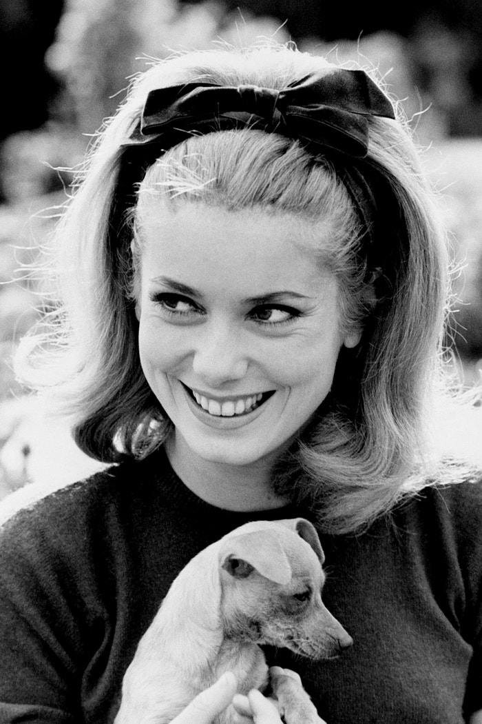 Catherine Deneuve, cca 1962 Autor: Silver Screen Collection/Getty Images