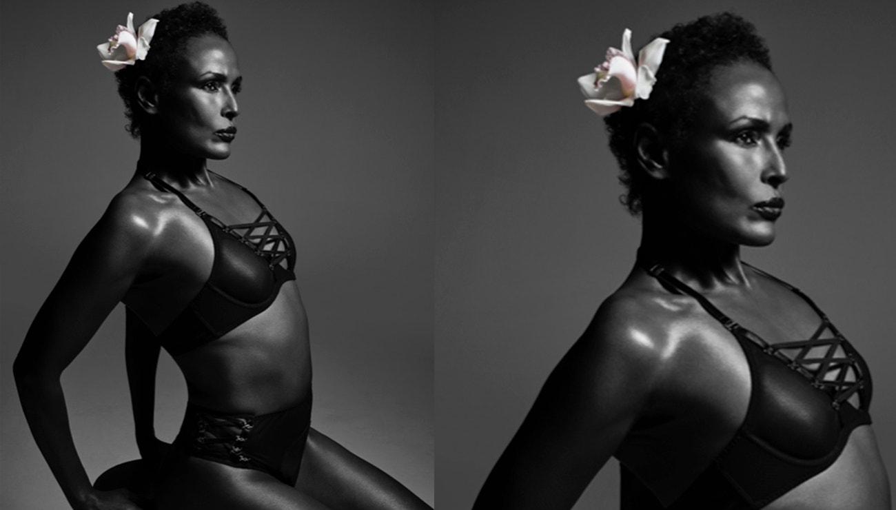Waris Dirie: Miluji své tělo, ale musela jsem se naučit jej přijmout