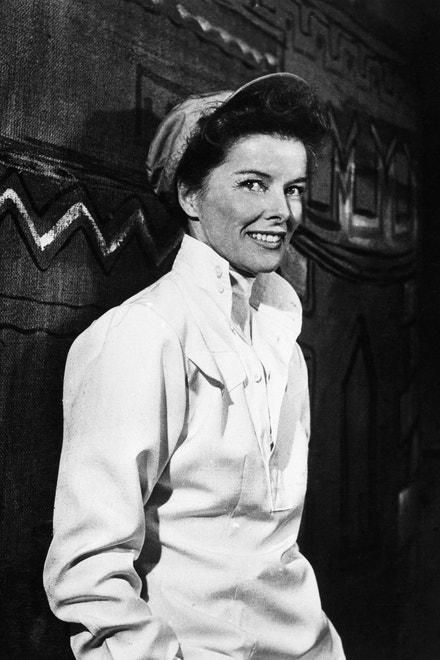 Katharine Hepburn, 50. léta