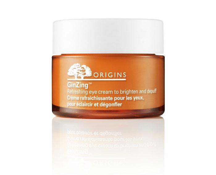 Oční krém Ginzing Eye Cream, Origins (prodává Sephora), 15 ml za 765 Kč