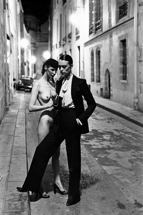 Rue Aubriot, Paříž, 1975