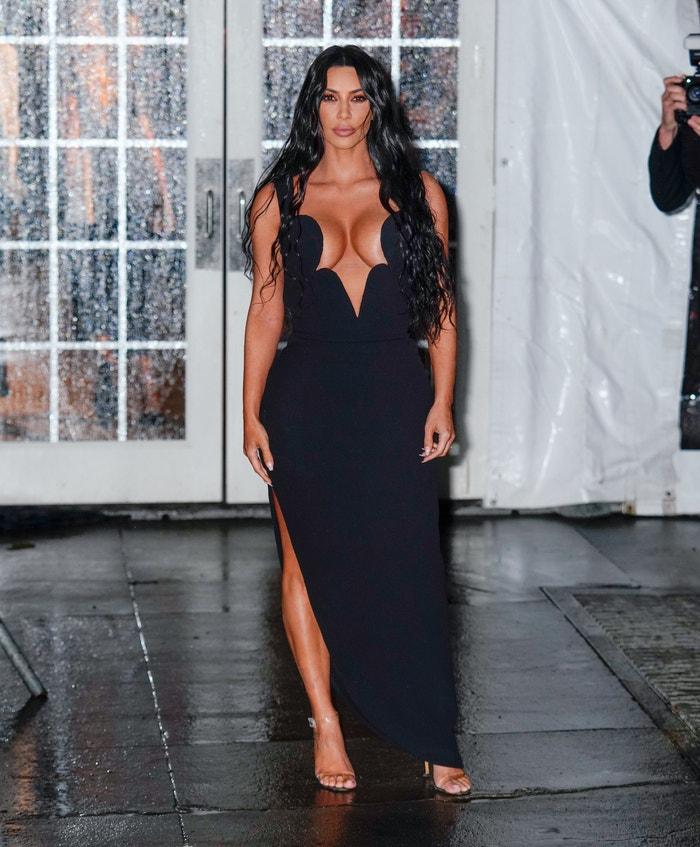 Kim Kardashian na amfAR Gala, 2019 Autor: Jackson Lee/GC Images