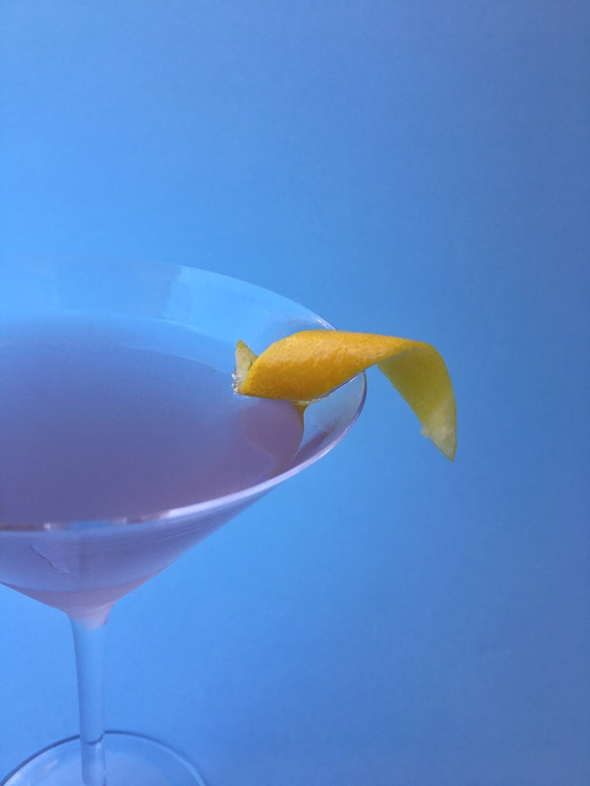 Koktejl Aviaton