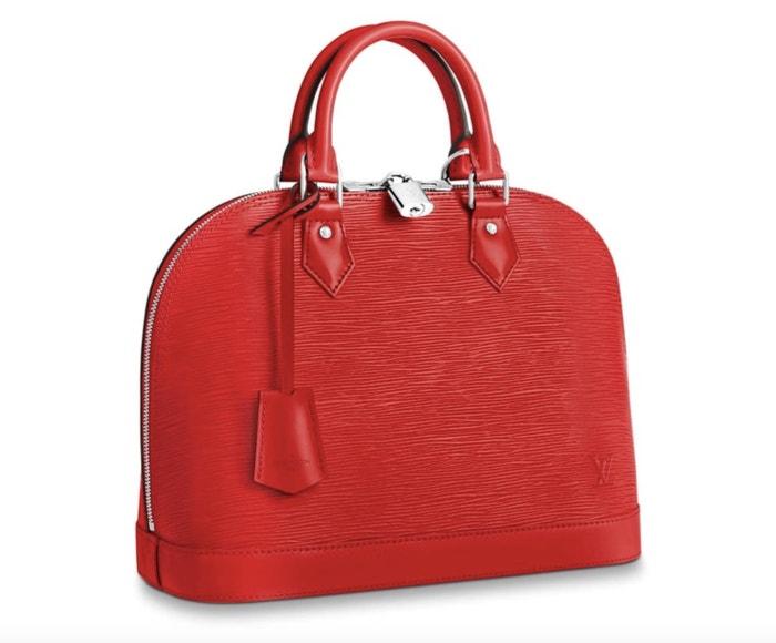 Kabelka Alma PM, Louis Vuitton, 1 550 €