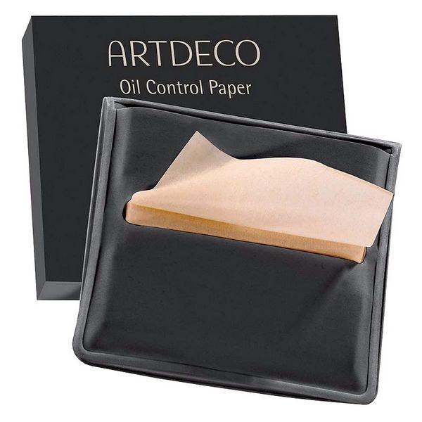 Oil control paper, Artdeco, 350 Kč Autor: Archiv značky