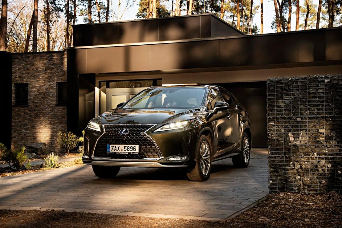 Lexus RX SUV, Lexus, prodává Lexus.cz, 1 790 000 Kč