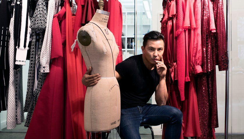Checking in with Prabal Gurung