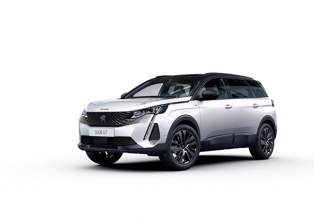 SUV Peugeot 5008, Peugeot, prodává Peugeot, cena od 614 000 Kč