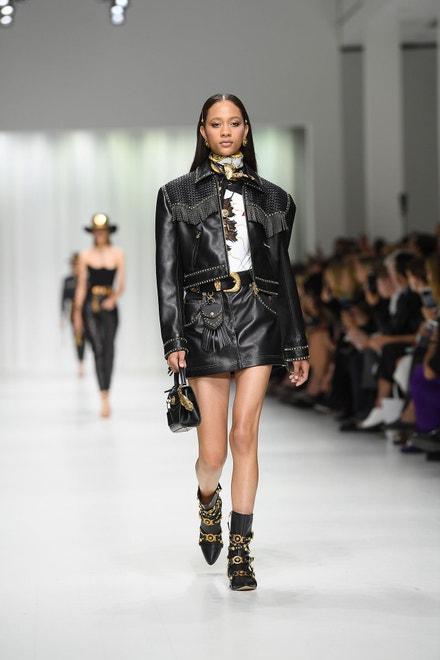 Versace, Milan Fashion Week, Spring/Summer 2018