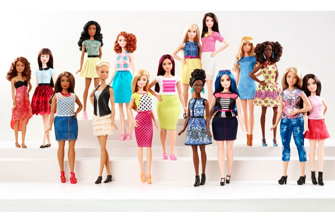 2016 Barbie Fashionistas®
