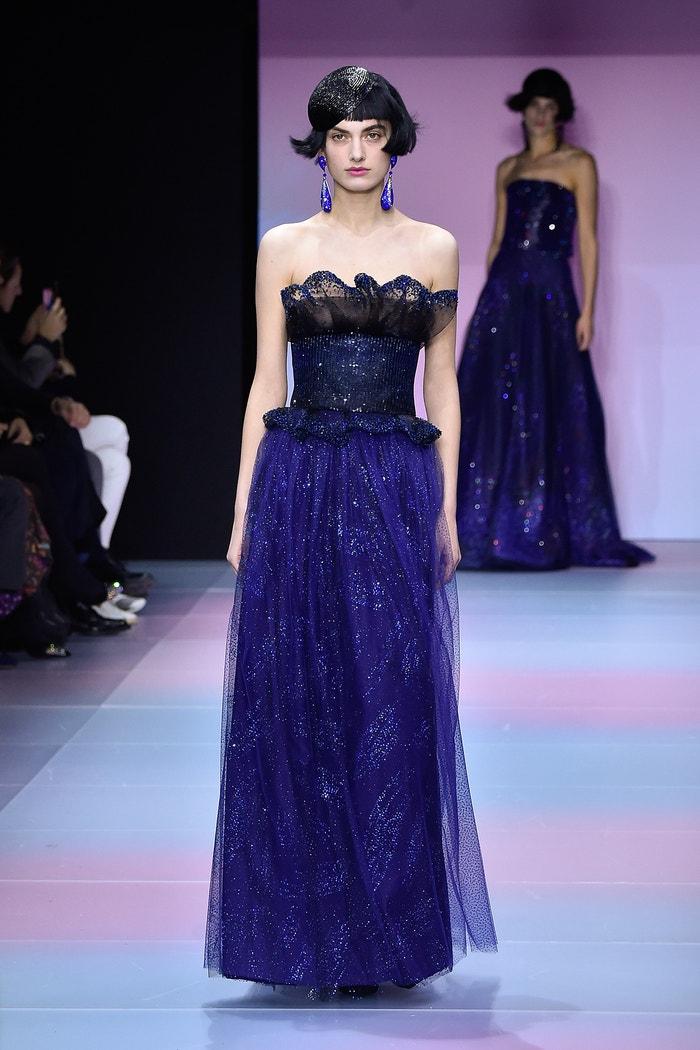 Armani Haute Couture S/S 20 Autor: Getty Images