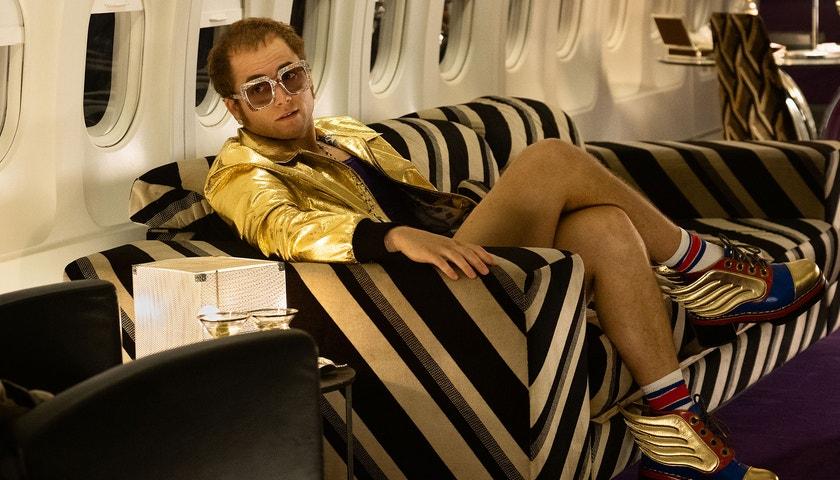Taron Egerton o proměně v Eltona Johna
