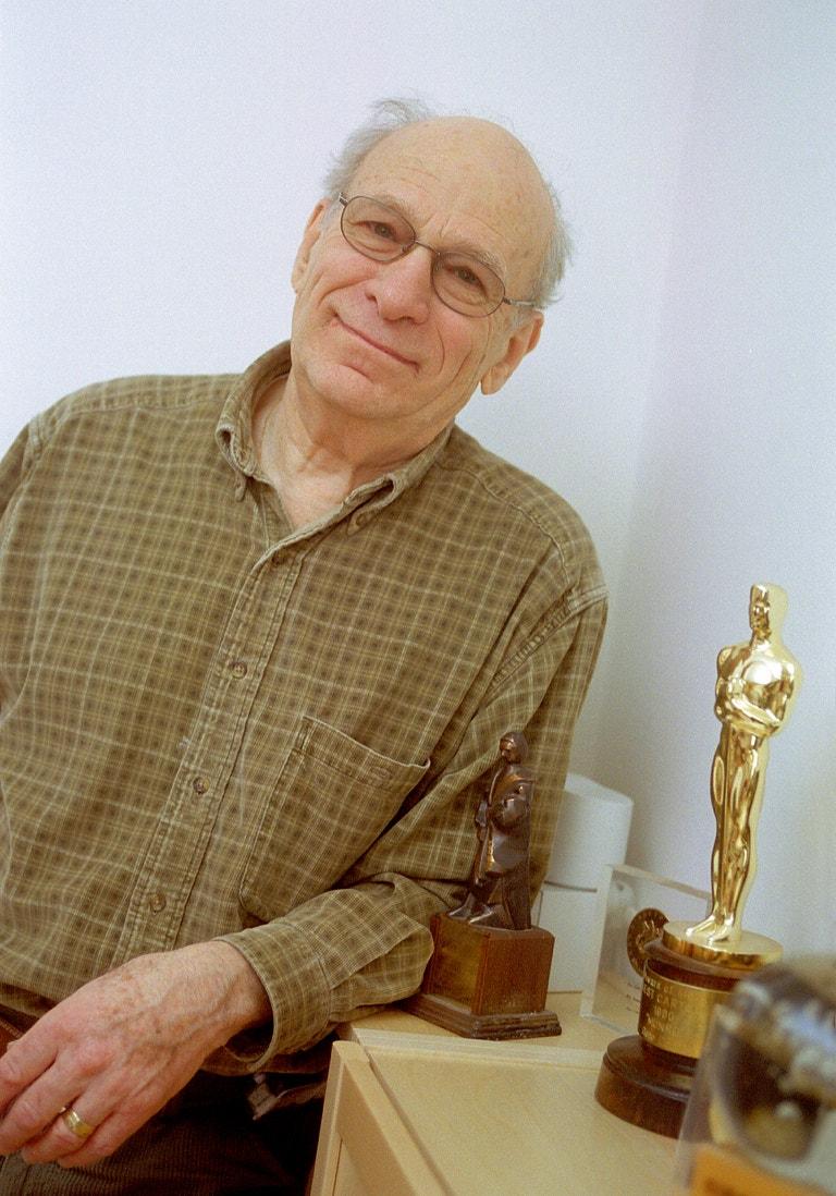 Gene Deitch s Oscarem