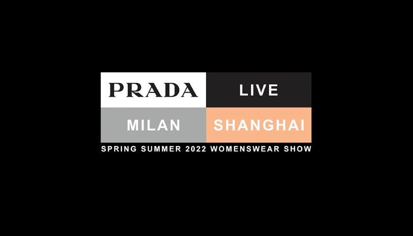 Živě: Prada Spring/Summer 2022