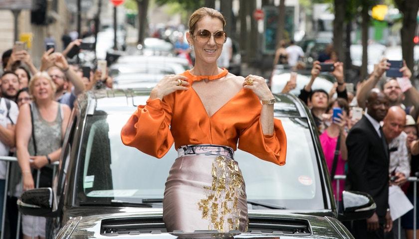Lekce stylu od Céline Dion, módní guru v pravém smyslu slova