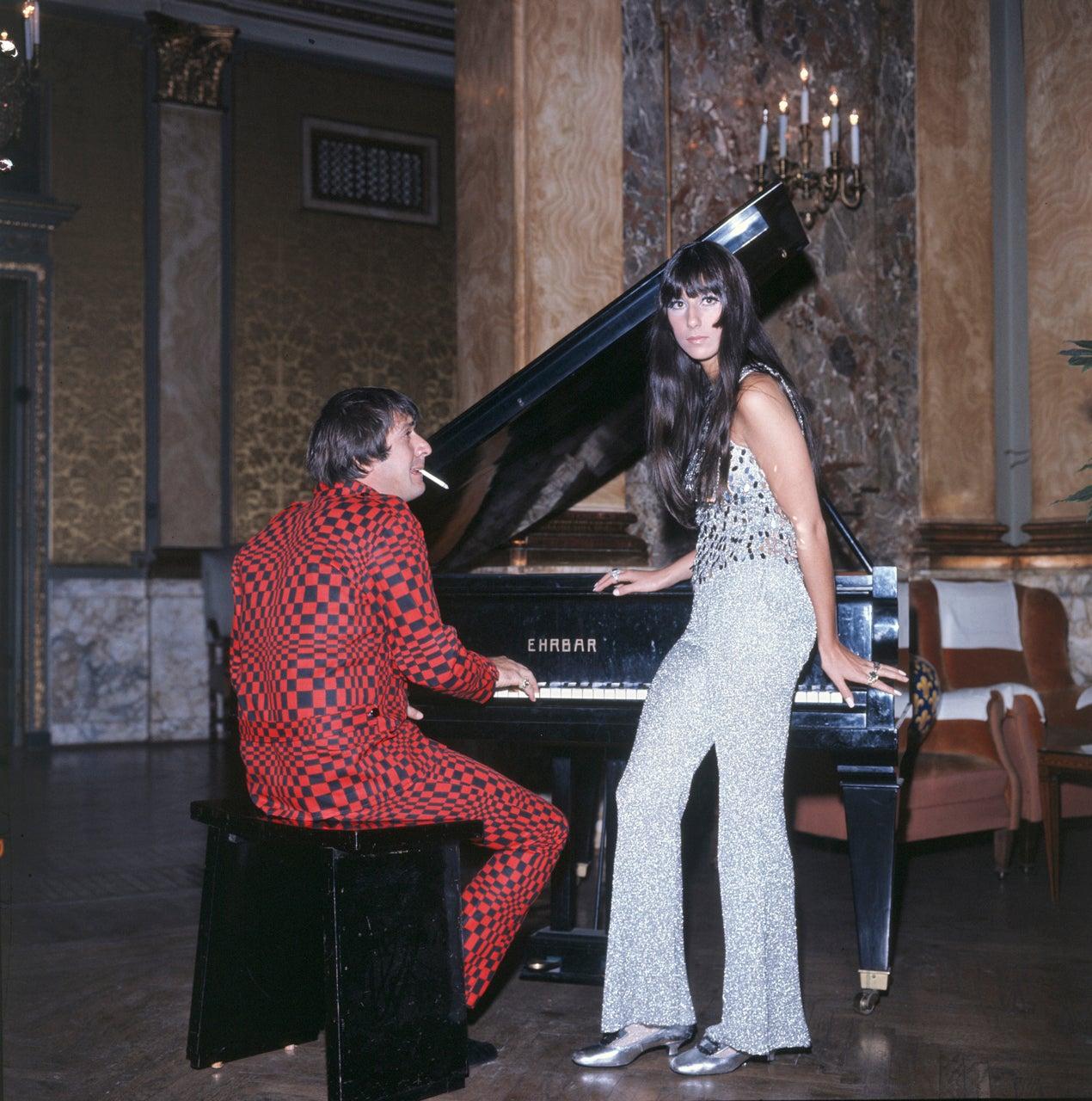 1966, Sonny a Cher Autor: Mondadori Portfolio/ Contributor