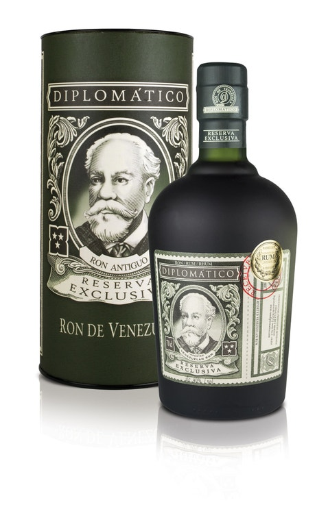 Rum Diplomático Reserva Exclusiva, Diplomático, prodává warehouse1.cz, 930 Kč #voguepromotion