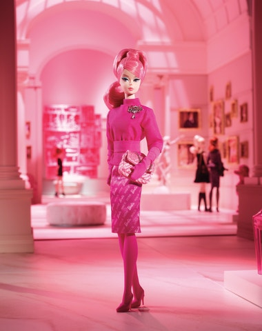 Vše nejlepší k 60. narozkám, Barbie