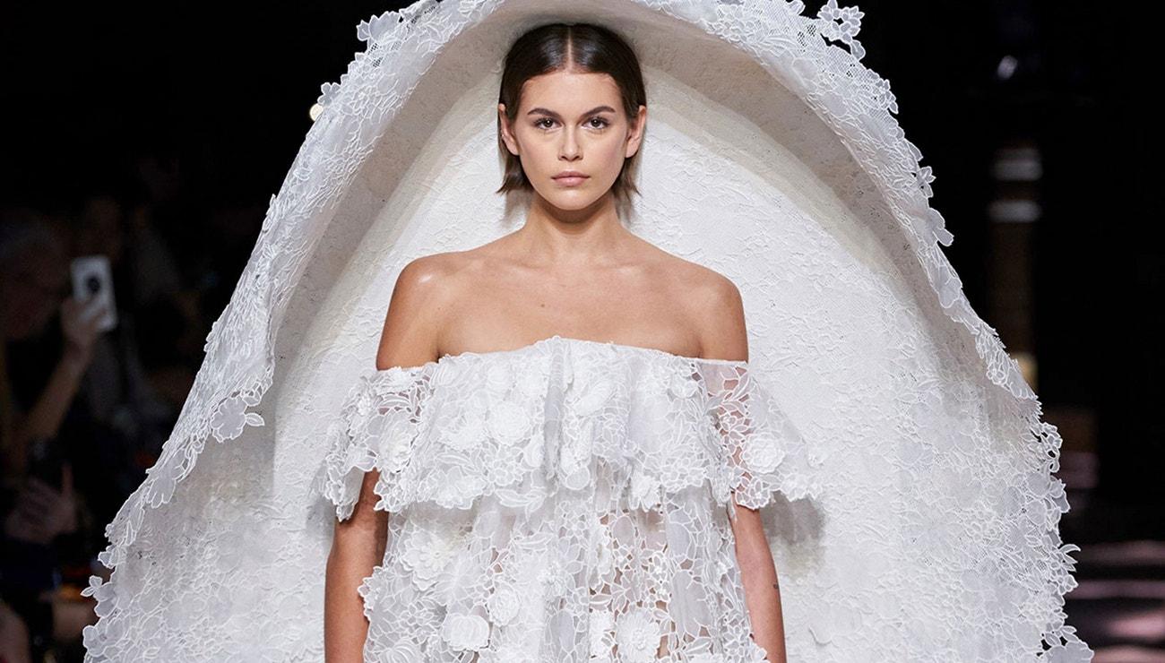 11 haute couture šatů pro nevěsty