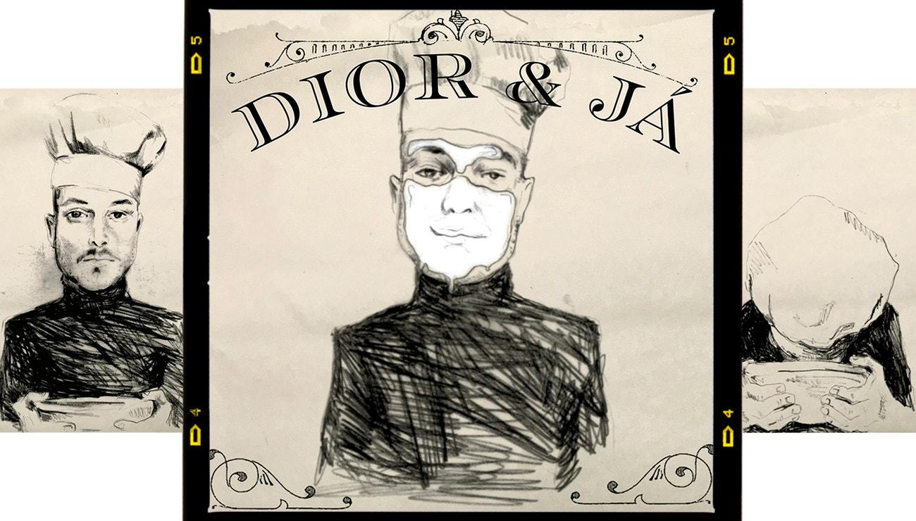 Dior a já v kuchyni #1: Dezert sladší než prodloužený víkend