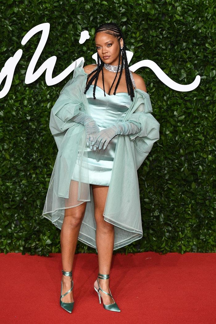 Rihanna v šatech Fenty Autor: Getty Images