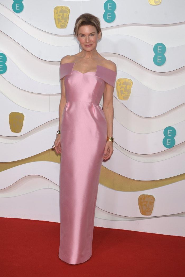 Renée Zellweger na British Academy Film Awards v Londýně, 2020 Autor: Getty Images