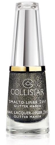 Lak na nehty Glitter Mania v odstínu Antracti, Collistar