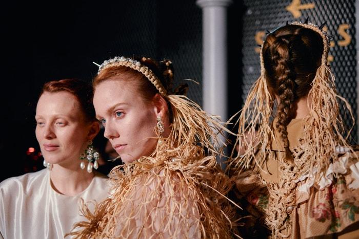 SIMONE ROCHA, SS20, London Fashion Week Autor: Jamie Stoker