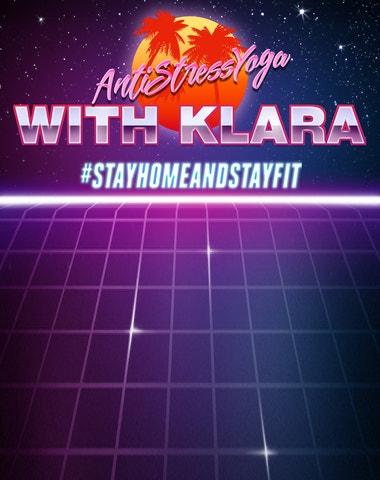 #StayHomeAndStayFit: Jógou proti stresu