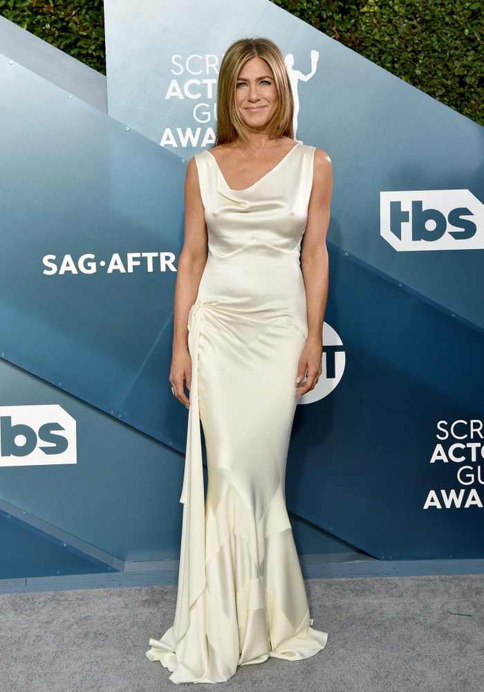 Jennifer Aniston v šatech Dior Autor: Axelle/Bauer-Griffin/FilmMagic