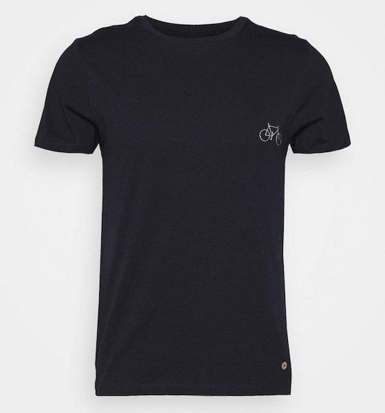 Tričko s potiskem z recyklované bavlny, FAGUO, prodává Zalando, 840 Kč