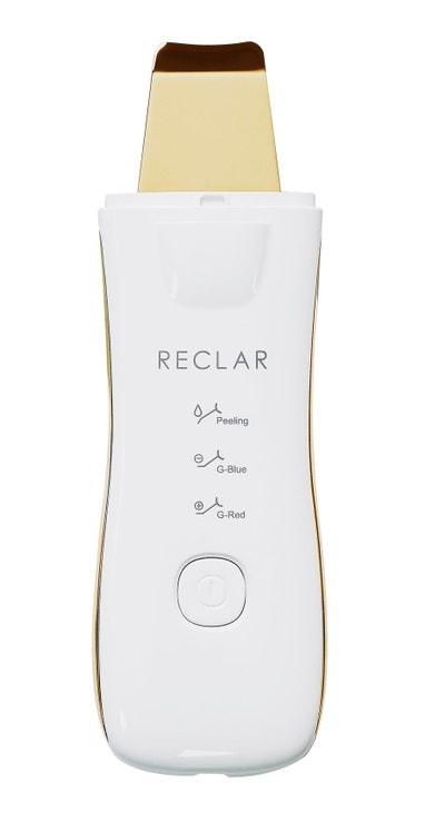 Galvanický peeler Gold se světelnou terapií, Reclar, prodává Reclar, 5 250 Kč
