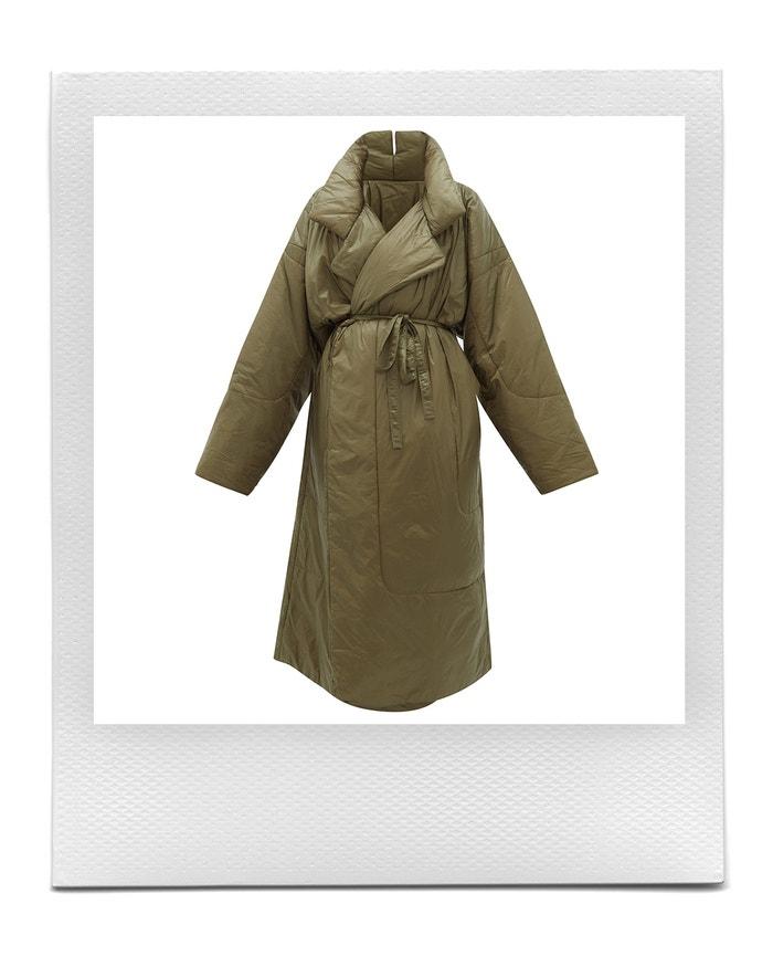 Sleeping Bag reversible coat, * NORMA KAMALI*, sold by MatchesFashion, € 1,035
