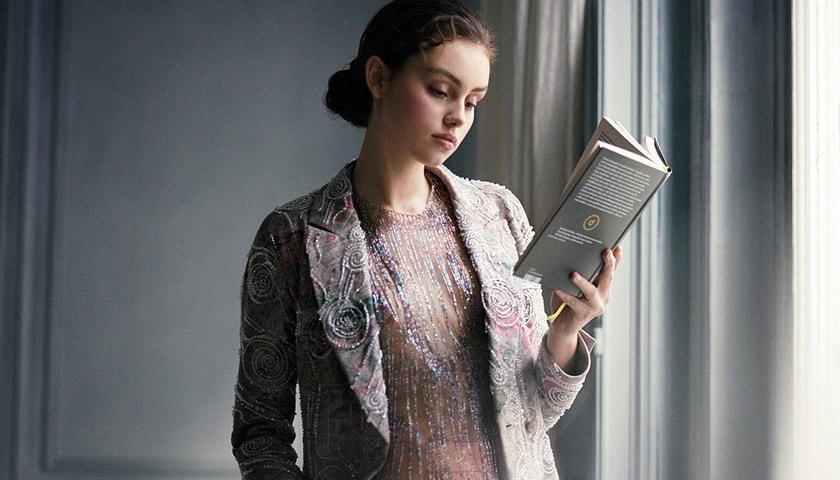 Vogue Book Club #2 by Ester Geislerová