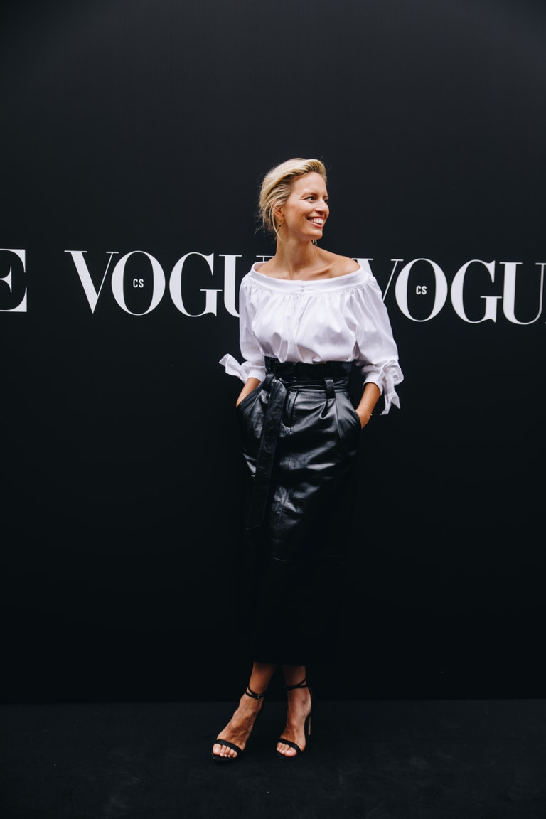 Creative Contributor Vogue CS Karolína Kurková