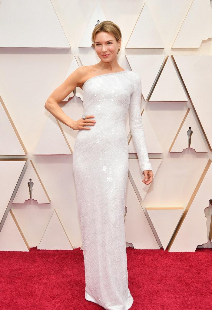Renée Zellweger na udílení Oscarů, 2020 Autor: Getty Images