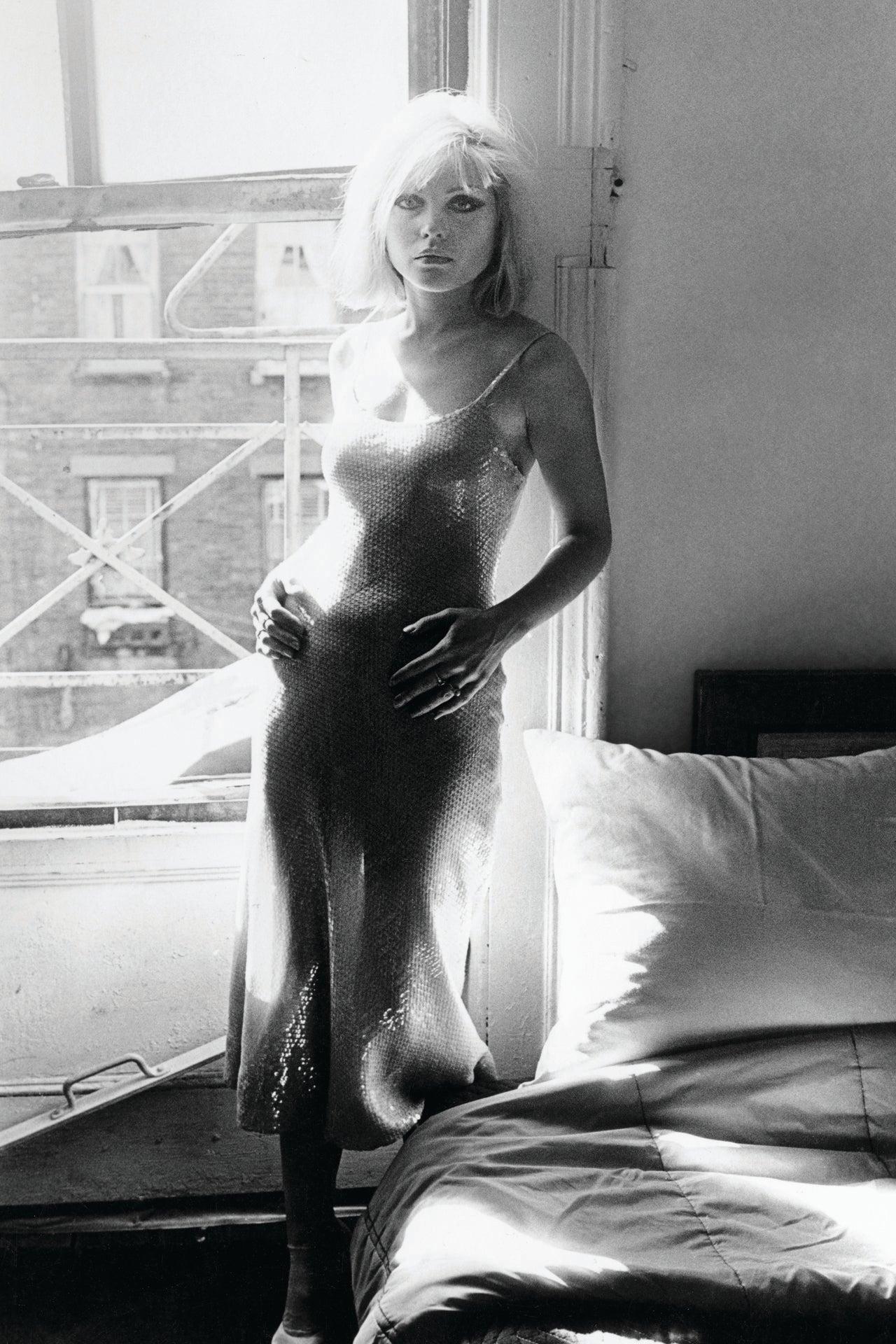Debbie Harry  Autor: Chris Stein / Morrison Hotel Galler