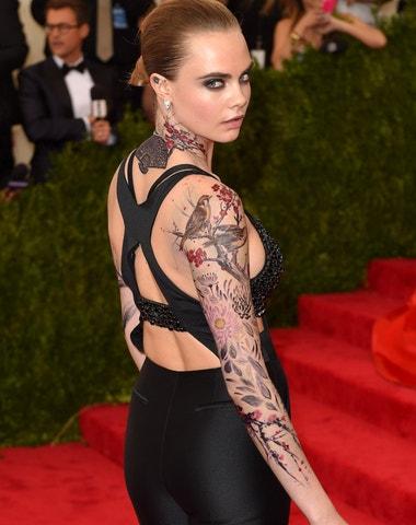 Přemýšlíte o tetování? Inspirujte se u modelek